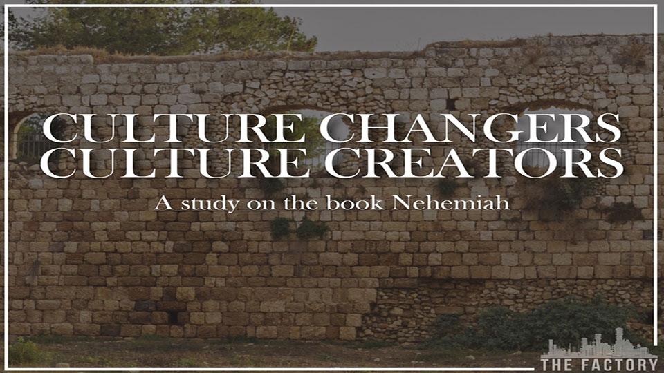 Culture Changers, Culture Creators